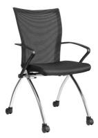 Čalouněná konferenční židle SN100159