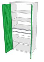 Dílenské skříně DSP 92 1_2x3_1
