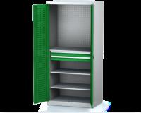 Dílenské skříně PROFI - Standardní program DSP 92 1 K02 B