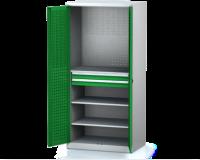 Dílenské skříně PROFI - Standardní program DSP 92 1 K11 B