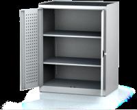 Dílenské skříně PROFI - Standardní program DSP 92 3 S