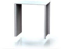 Dílenské skříně PROFI - Individuální program DSP 92 PK 21U