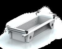 Dílenské skříně PROFI - Individuální program DSP CNC N102