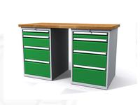 Dílenské stoly ALCERA® PROFI ALCERA P15 K11