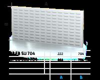 Individuální program pro stoly ALCERA® a ALPEDE® DP EB 10U 704