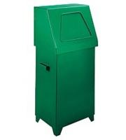 Odpadkový koš - ocel MM700172