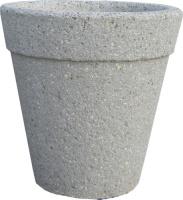 Květináč - beton MM800012
