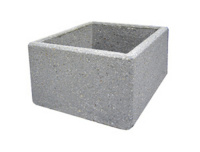 Květináč - beton MM800023