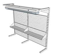 Nástavby dílenských stolů NAS_15_2P200_OT