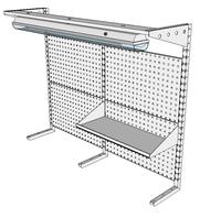 Nástavby dílenských stolů NAS_20_1P300_OT