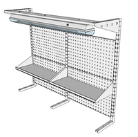 Nástavby dílenských stolů NAS_20_2P300_OT