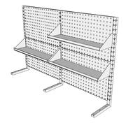 Nástavby dílenských stolů NAS_20_3P200