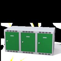 Nástavce pro šatní skříňky NM 35 3 1 S