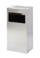 Odpadkový koš - nerez MM700258