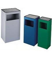 Odpadkový koš - ocel MM700160