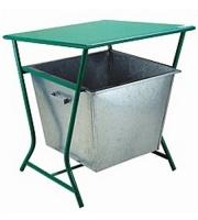 Odpadkový koš - ocel MM700164