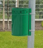 Odpadkový koš - ocel MM700170