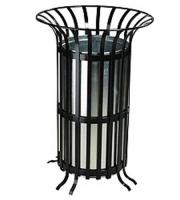 Odpadkový koš - ocel MM700178