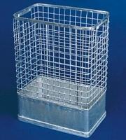 Odpadkový koš - ocel MM700179