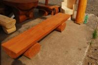 Parková lavička - dřevo MM700239