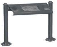 Parková lavička - ocel MM422632