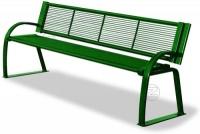 Parková lavička - ocel MM700228