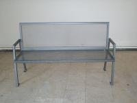 Parková lavička - ocel MM700271