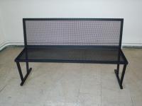 Parková lavička - ocel MM700272