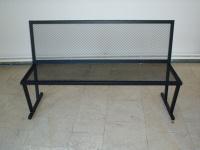 Parková lavička - ocel MM700273