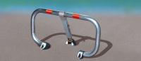 Parkovací zábrana - ocel MM328256