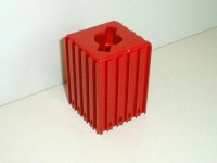 Plastové lůžko CNC nástroje ABS40