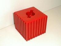 Plastové lůžko CNC nástroje ABS50
