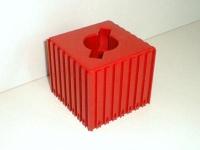 Plastové lůžko CNC nástroje ABS63