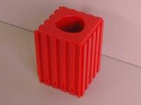 Plastové lůžko CNC nástroje CAPTO4