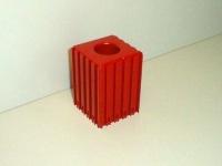 Plastové lůžko CNC nástroje HSK32