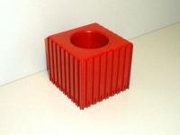 Plastové lůžko CNC nástroje HSK63