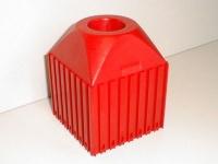 Plastové lůžko CNC nástroje ISO30