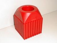Plastové lůžko CNC nástroje ISO40