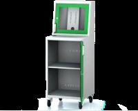 Počítačové skříně na kolečkách CSP 65 1 C