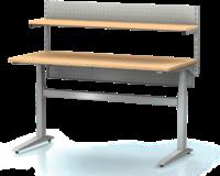 Pracovní stoly ALNAK® ALNAK 15 K03