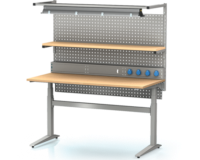 Pracovní stoly ALNAK® ALNAK 15 K04