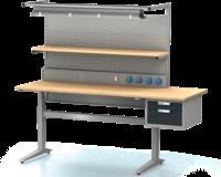 Pracovní stoly ALNAK® ALNAK 15 K05