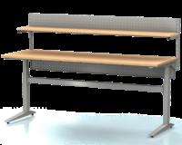 Pracovní stoly ALNAK® ALNAK 20 K03