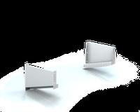 Příslušenství systémových skříní DSV CNC A4