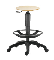 Průmyslové židle - taburety 1290 L TABURET 9050