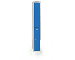 Šatní boxy - jednoplášťové dveře L2M 25 1 2 A