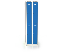 Šatní boxy - jednoplášťové dveře L2M 25 2 2 A