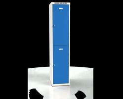 Šatní boxy - jednoplášťové dveře L2M 40 1 2 A