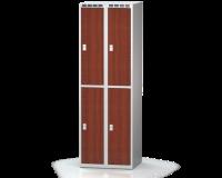 Šatní boxy - lamino dveře D2M 30 2 2 A