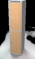 Šatní boxy - lamino dveře D2M 40 1 2 A
